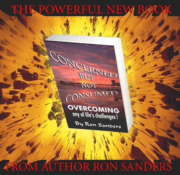 Cover of Ron Sanders Book